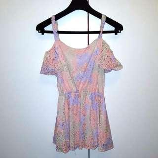 🆕️Dazzlin Off Shoulder Dress/top