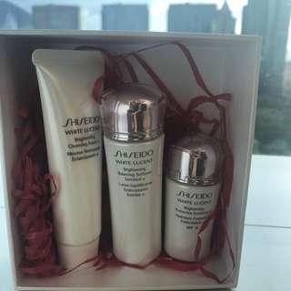 Shiseido White Lucent Travel Set