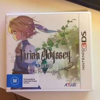 Etrian Odyssey Untold - The Millennium Girl (3DS)