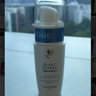 Lancôme Blanc Expert Advanced Whitening Anti Dark Circle Eye Treatment