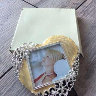 Photo Frame - Heart Shape