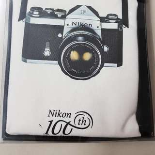 Nikon 100th Anniversary Tote Bag