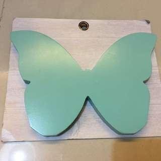 蝴蝶木板裝飾