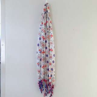 Forever21 Aztec Scarf