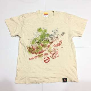 Ghostbuster Promo Movie T-Shirt