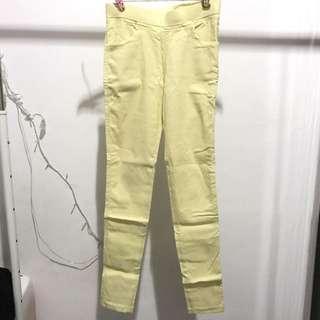 Onanoko Yellow Jegging