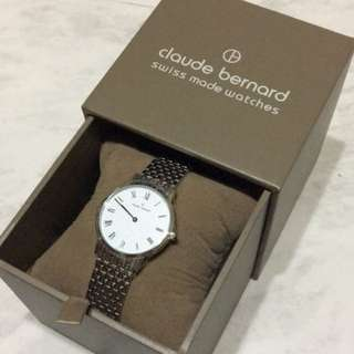 BN Claude Bernard Gents Watch