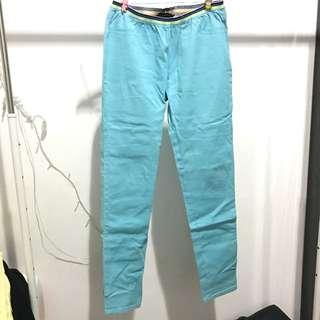 Blue Pastel Pants