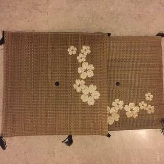 Tatami Cushions (2)