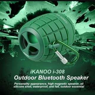 Ikanoo Bluetooth Speaker I308