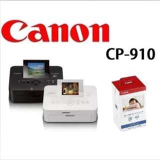 🚚 Canon CP910