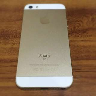 Factory Unlocked Iphone SE 64 gb (openline)