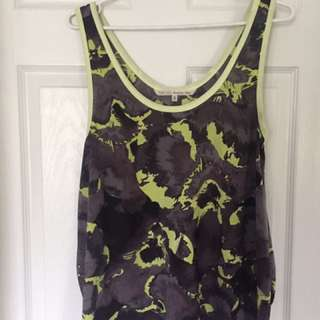 Rachel Roy Sleeveless Blouse