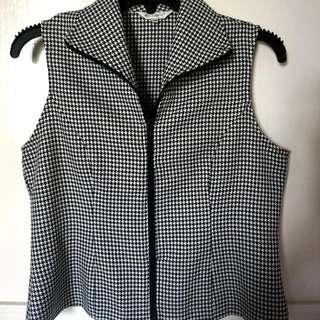 ACCENT - Vest with Zipper