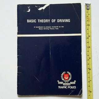 ♡$10 only: Seventies Highway Code Vintage Book