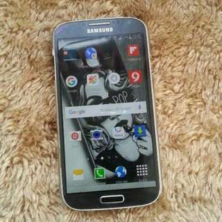 SOLD OUT......SAMSUNG S4 ORIGINAL Cash N Carry