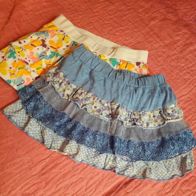 2in1 Kikay Skirt