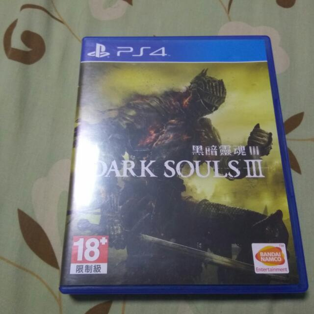 PS4黑暗靈魂3