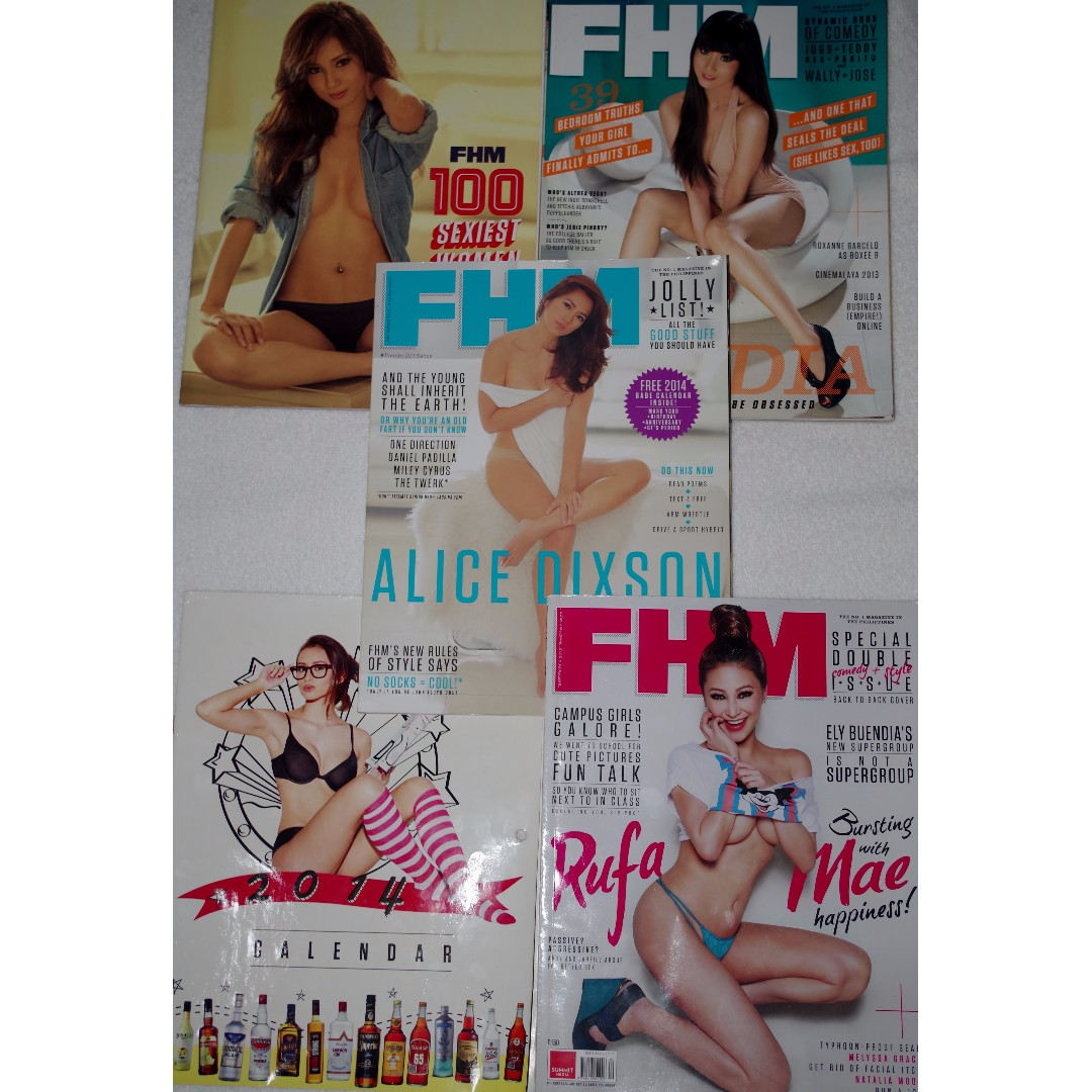 FHM Collections (M03)