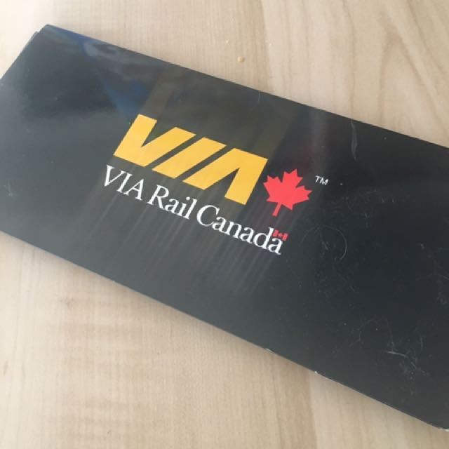 $500 VIA RAIL GIFT CARD
