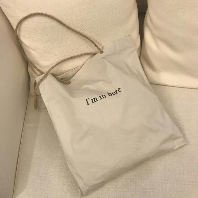 簡約帆布包