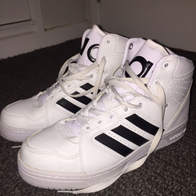 Adidas High Tops Jeremy Scott