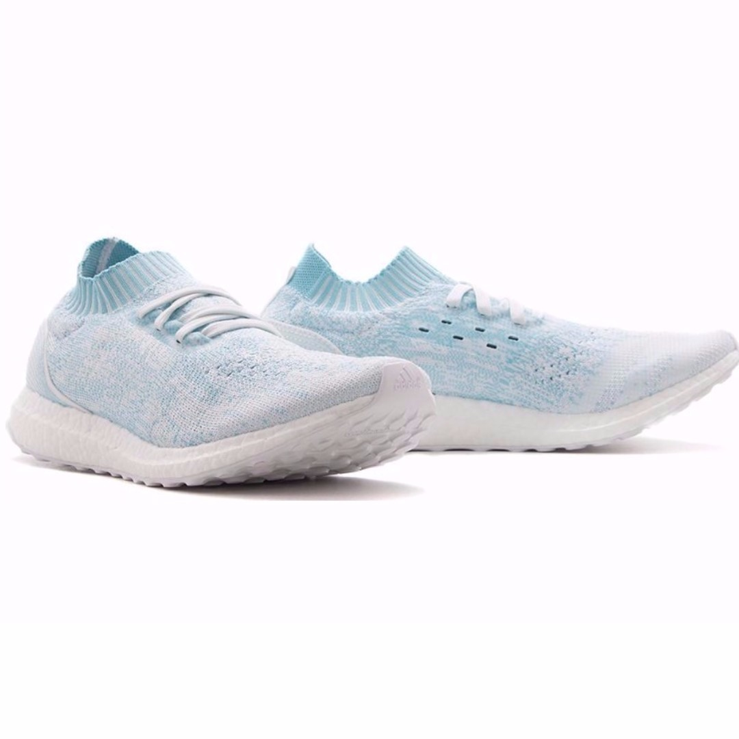 Adidas x Parley Ultra Boost Uncaged Ice Blue