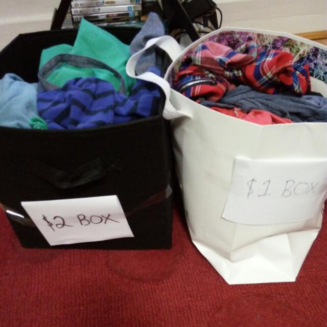 All Sorts Of Clothing Size 6 - 10