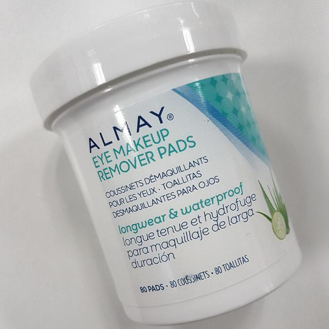 Almay Eye Make Up Remover Pads