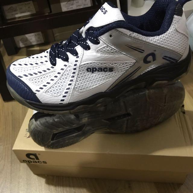 c7807b0dc9ac Apacs Cushion Power Badminton Shoes (CP-071)