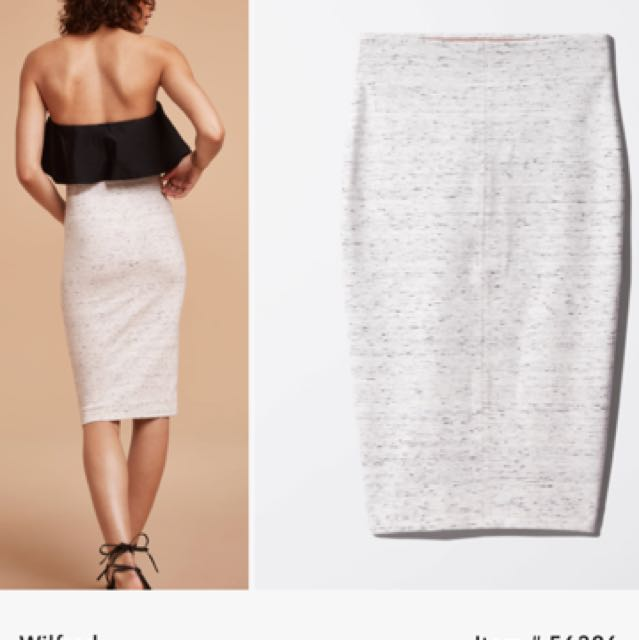 Aritzia Wilfred Lis Skirt *Price Drop*