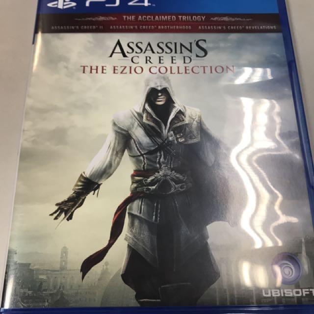 Assassin's Creed Ezio Collection R3