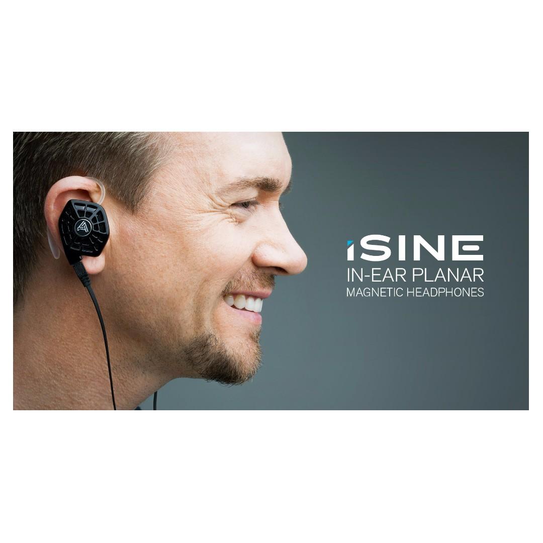 Audeze iSINE 20 In-Ear Headphone