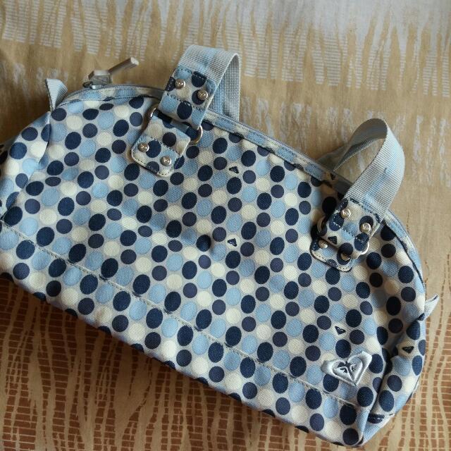 Auth Roxy Shoulder Bag