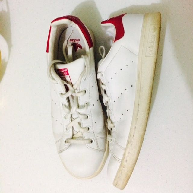Authentic Adidas Stan Smith Pink Tab