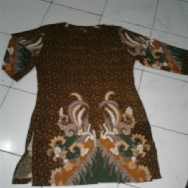 Batik Wanita  LD 52 PJG 88  PJG TGN 42