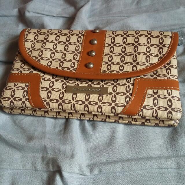 Belladonna Clutch Bag