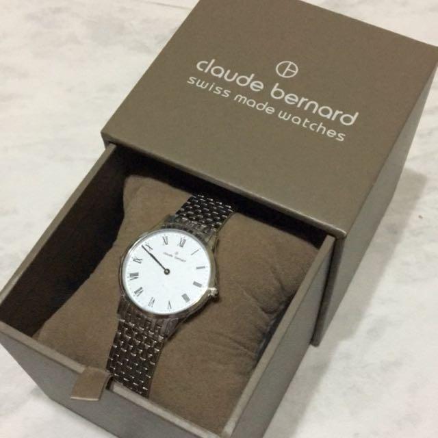 BN Claude Bernard Gents Watch