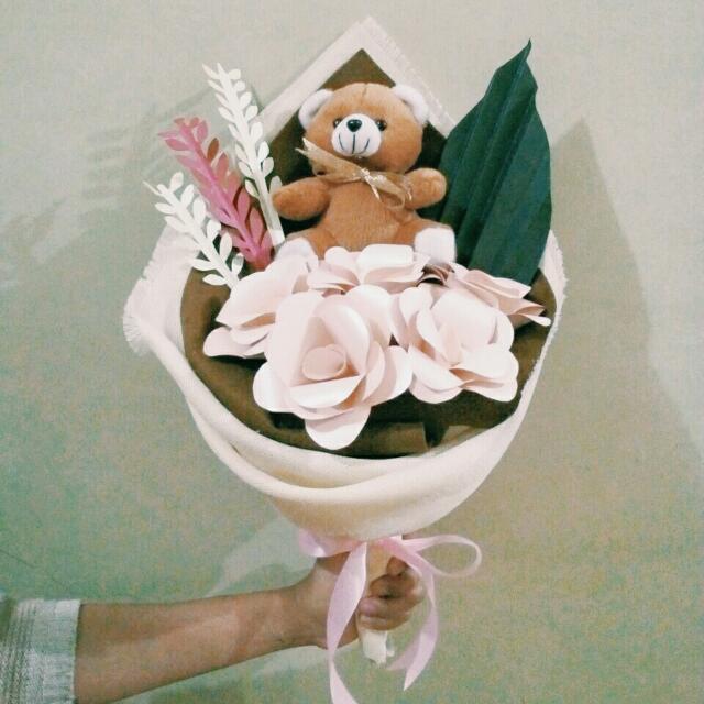 Boneka Bouquet