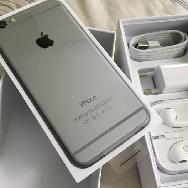 Brand New iPhone 6 - 16gb Space Grey