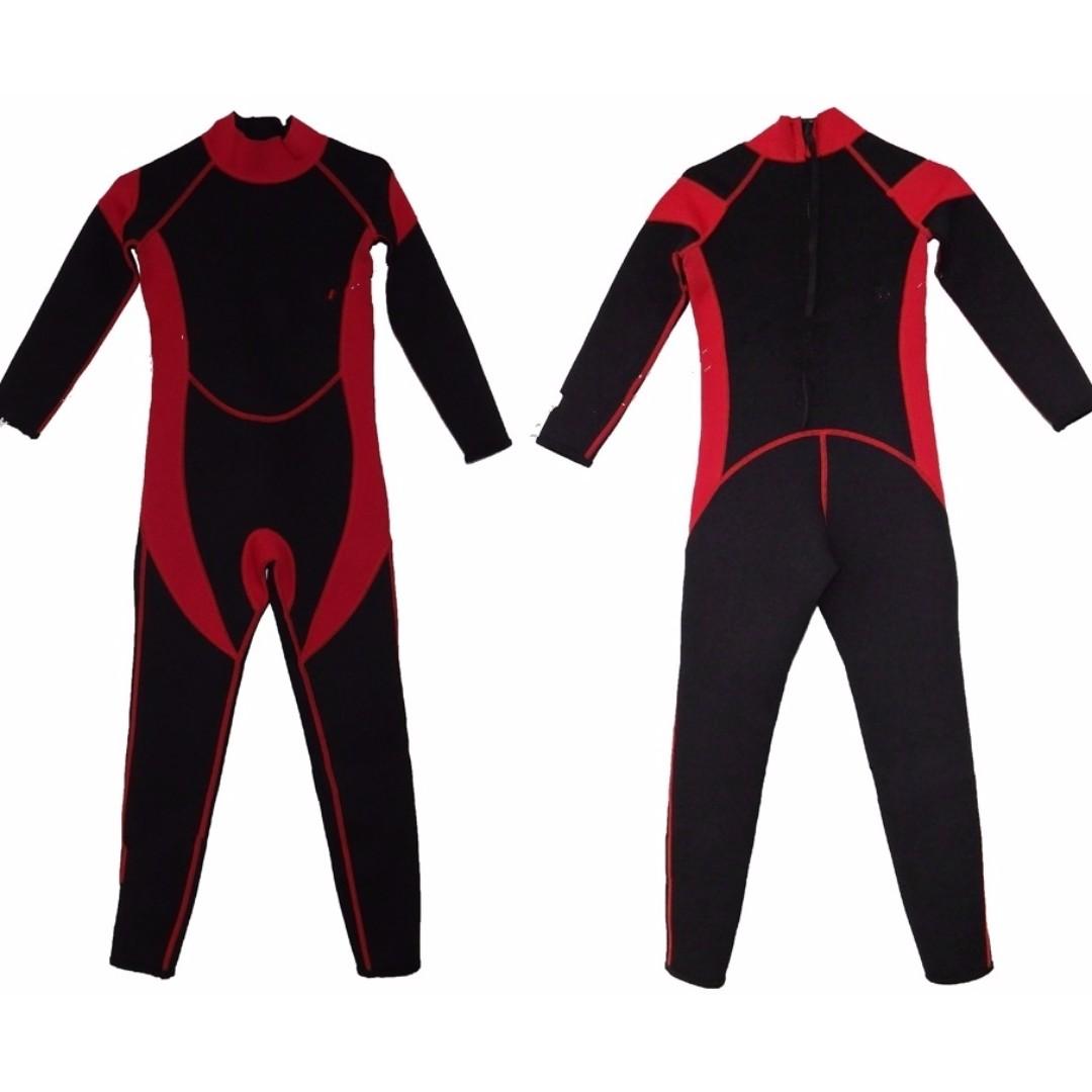 Brand new kid's Thermal Swim Suit
