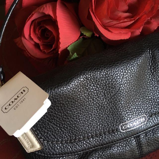 COACH Hand Bag (Authentic)