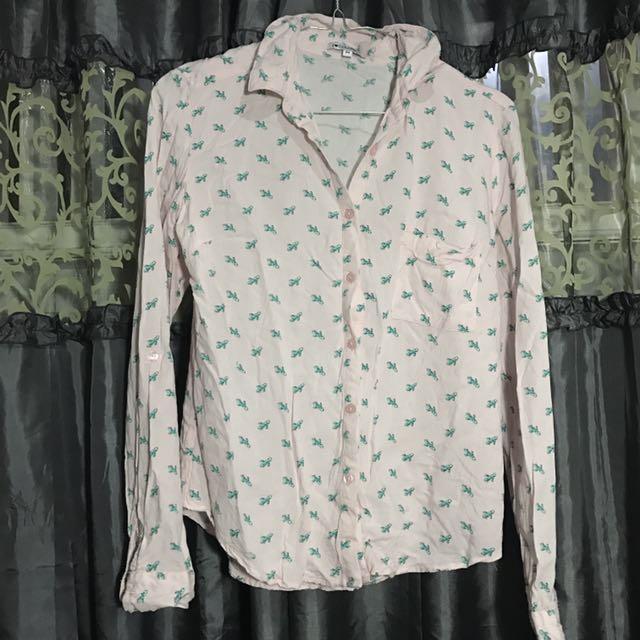 COLORBOX cactus shirt