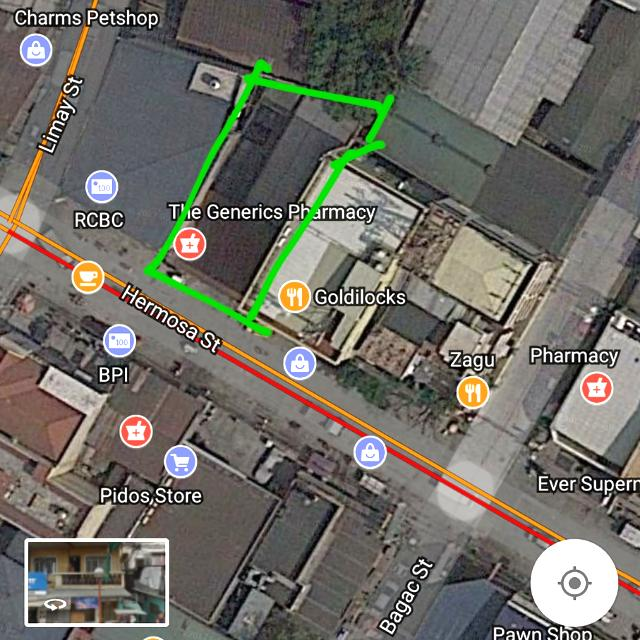 Commercial Lot In Manila