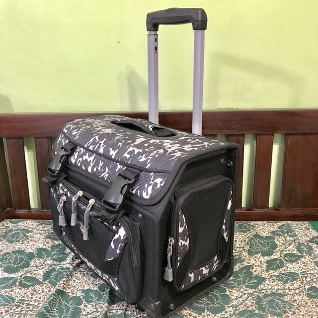 Compass Trolley School Bag Box Type