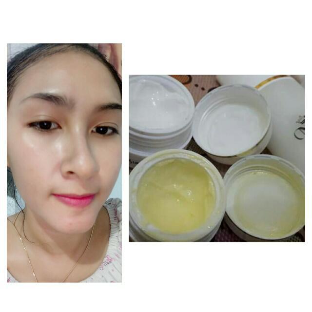 Nz Glowing cream