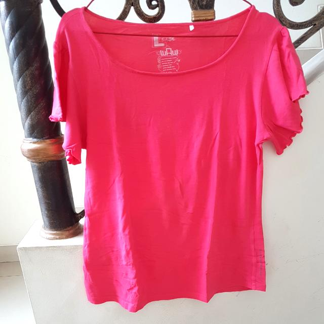 Cute Tshirt Pink