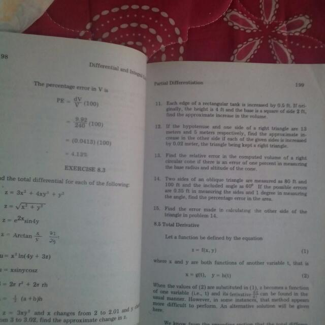Differential & Integral Calculus By Feliciano and Uy