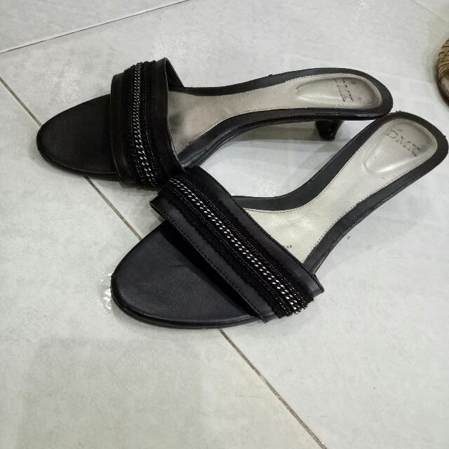 DMK Sandal Heel 3cm