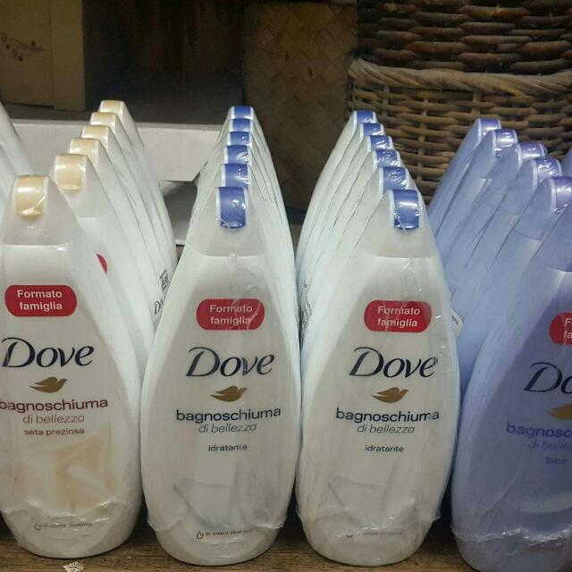 Dove Body Wash From Italy